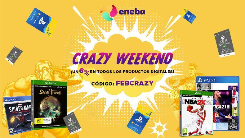 Ofertas en productos físicos y digitales + ¡véndelo en Eneba!