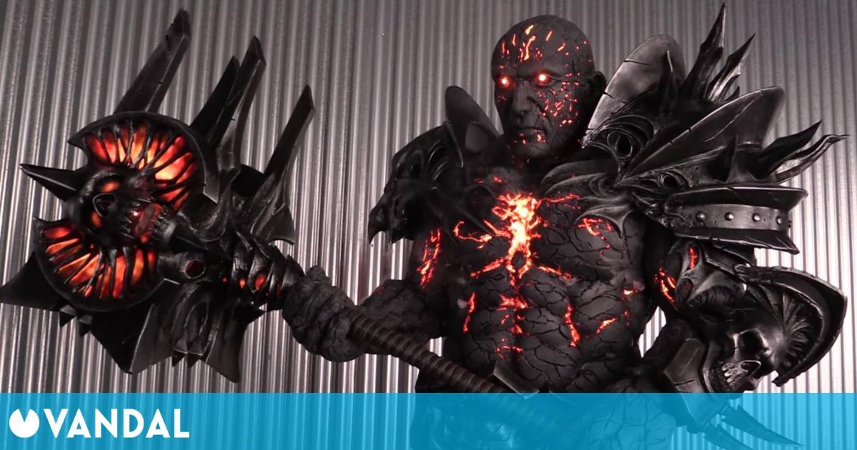 El mejor cosplay de World of Warcraft: Shadowlands se vio durante la BlizzConline 2021