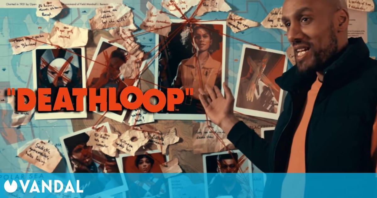 Deathloop: Arkane explica cómo funciona su loop de la muerte