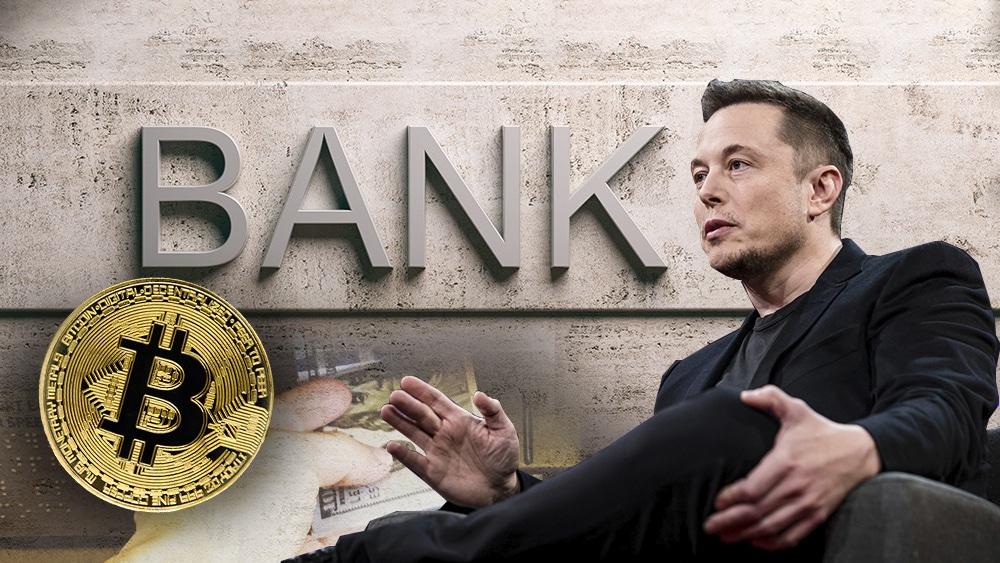 Ahora que los bancos no quieren efectivo, Elon Musk ve a Bitcoin como opción de liquidez