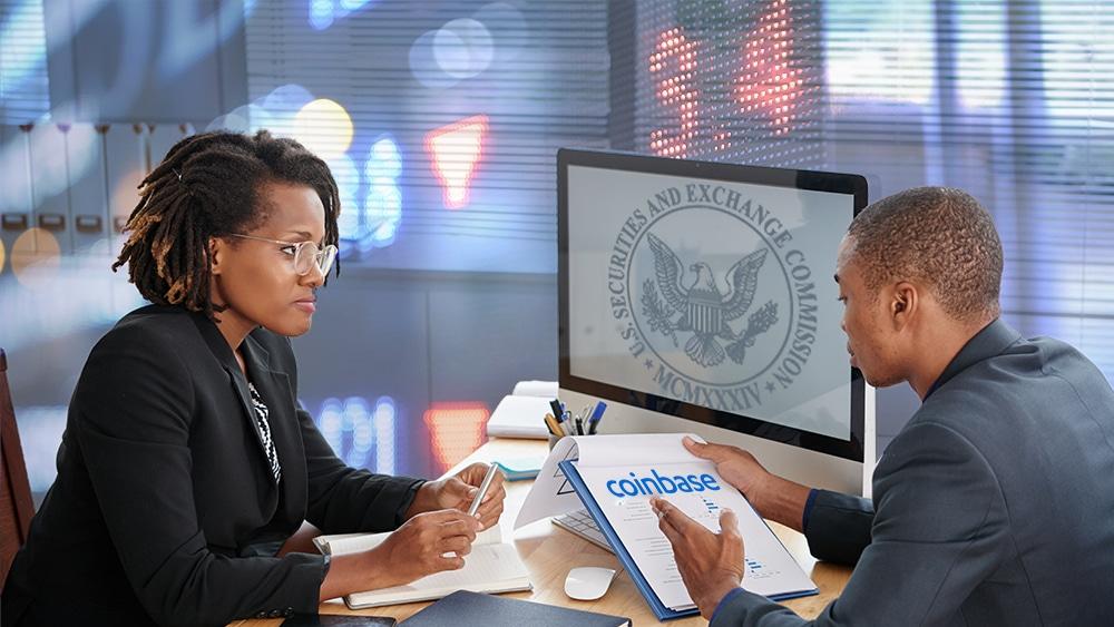 Coinbase formaliza ante la SEC solicitud para cotizar en Wall Street