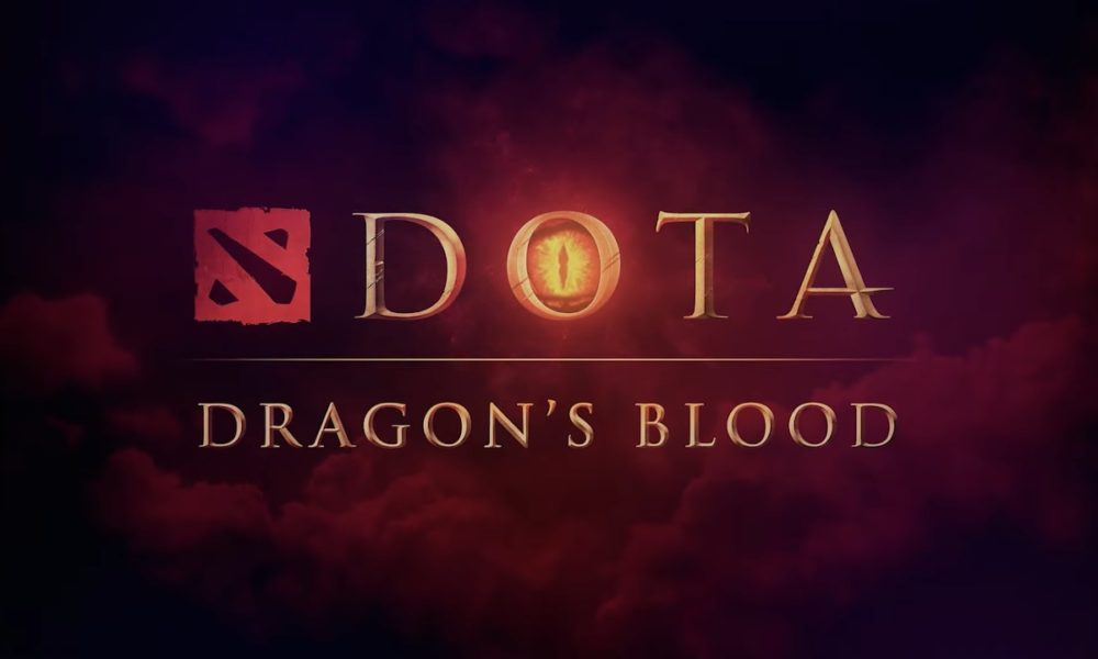 Netflix anuncia la serie de anime 'DOTA: Sangre de dragón'