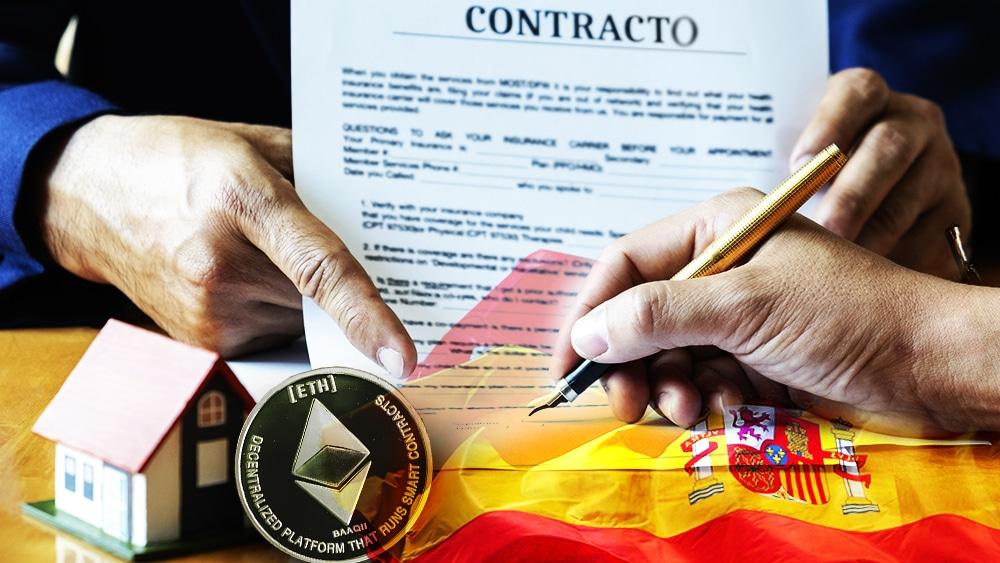 Inmobiliaria de España vende por primera vez una vivienda tokenizada en Ethereum