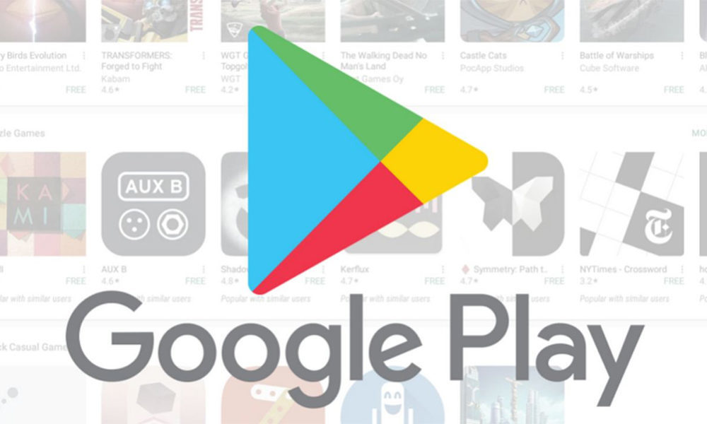 comparte apps con dispositivos cercanos