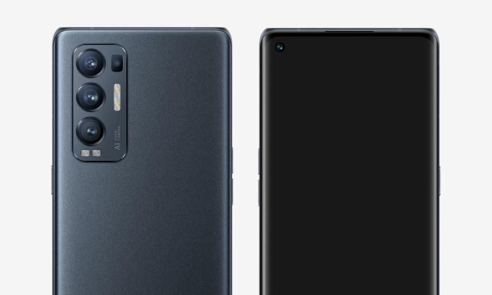 Oppo Find X3 Neo se muestra como un smartphone más clásico