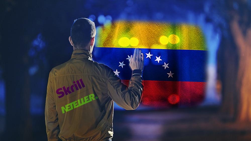 Skrill y Neteller cesarán sus operaciones en Venezuela