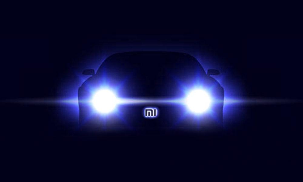 Xiaomi también quiere su propio coche eléctrico
