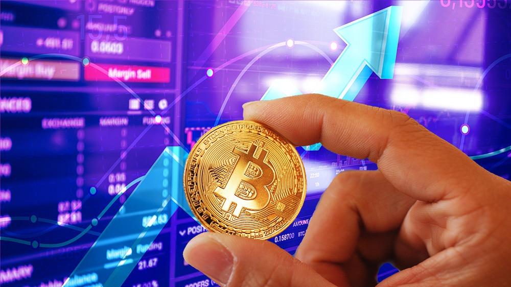 Volumen de futuros de bitcoin registra máximo histórico de USD 180 mil millones