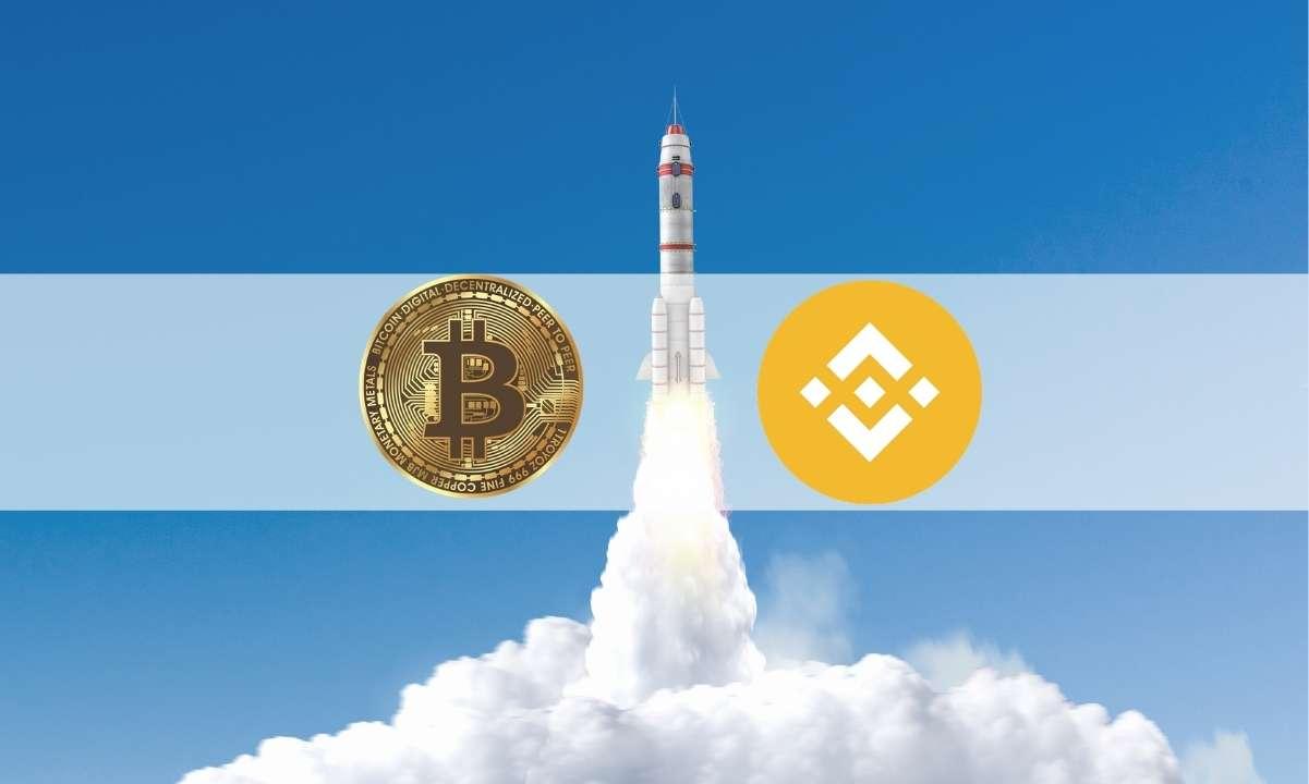 Bitcoin Supera Los 40k USD Y Binance Coin Alcanza Un Nuevo Máximo Histórico