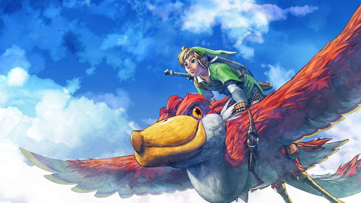 The Legend of Zelda Skyward Sword llega a Switch este año