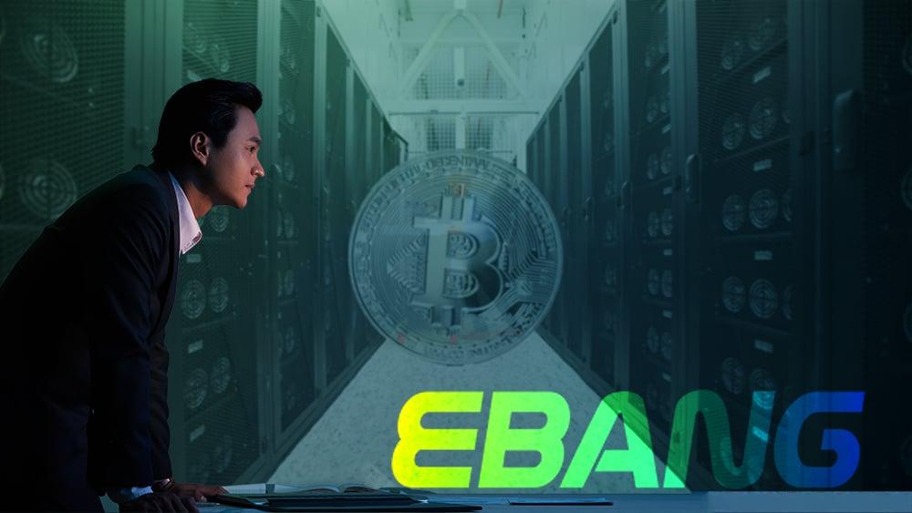 Tras años en el desarrollo de hardware, ahora Ebang minará Bitcoin para sí mismo