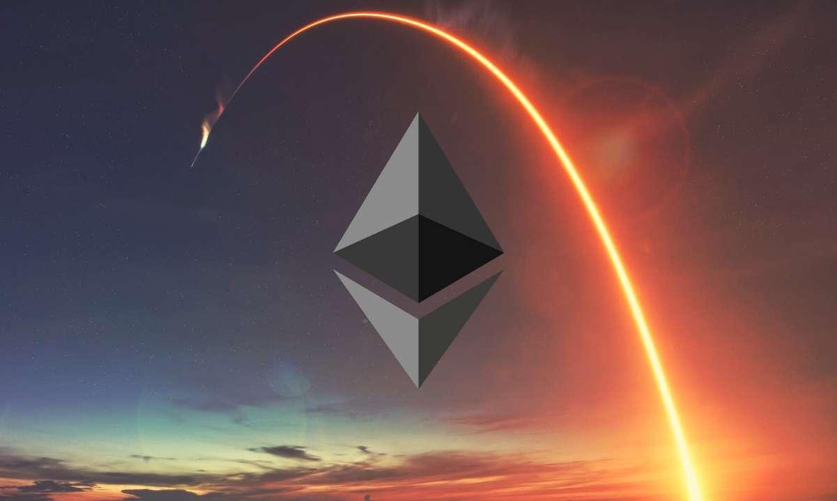 Ethereum Alcanza Un Nuevo Máximo Histórico Rozando Los 2000 USD