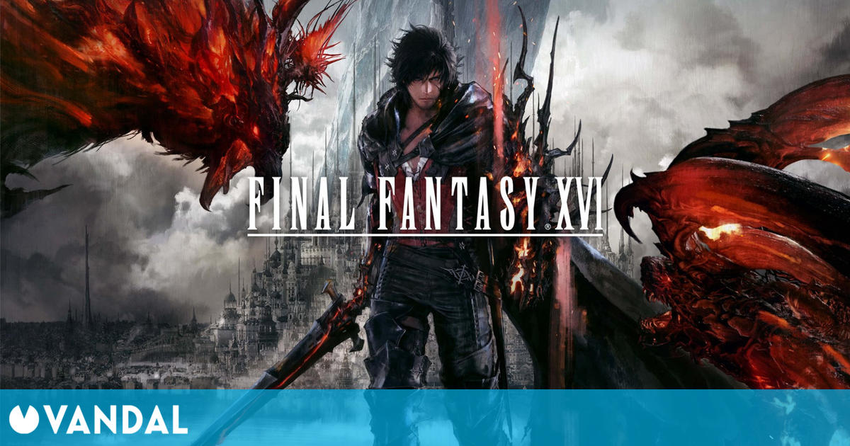 Final Fantasy 16 estará orientado a la acción pero será accesible para novatos