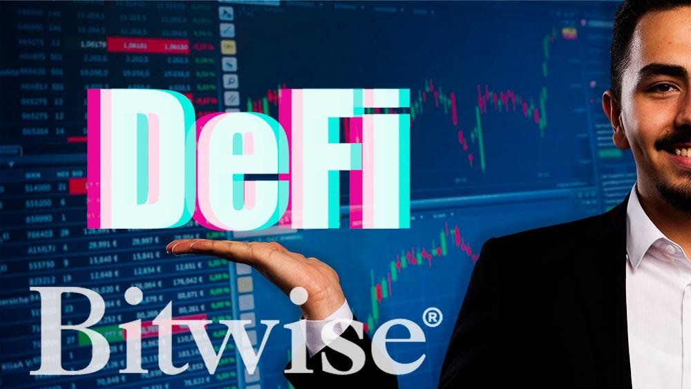 Bitwise lanza primer fondo indexado a DeFi para inversores acreditados