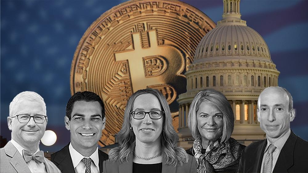 Crece el número de funcionarios de Estados Unidos que están a favor de bitcoin