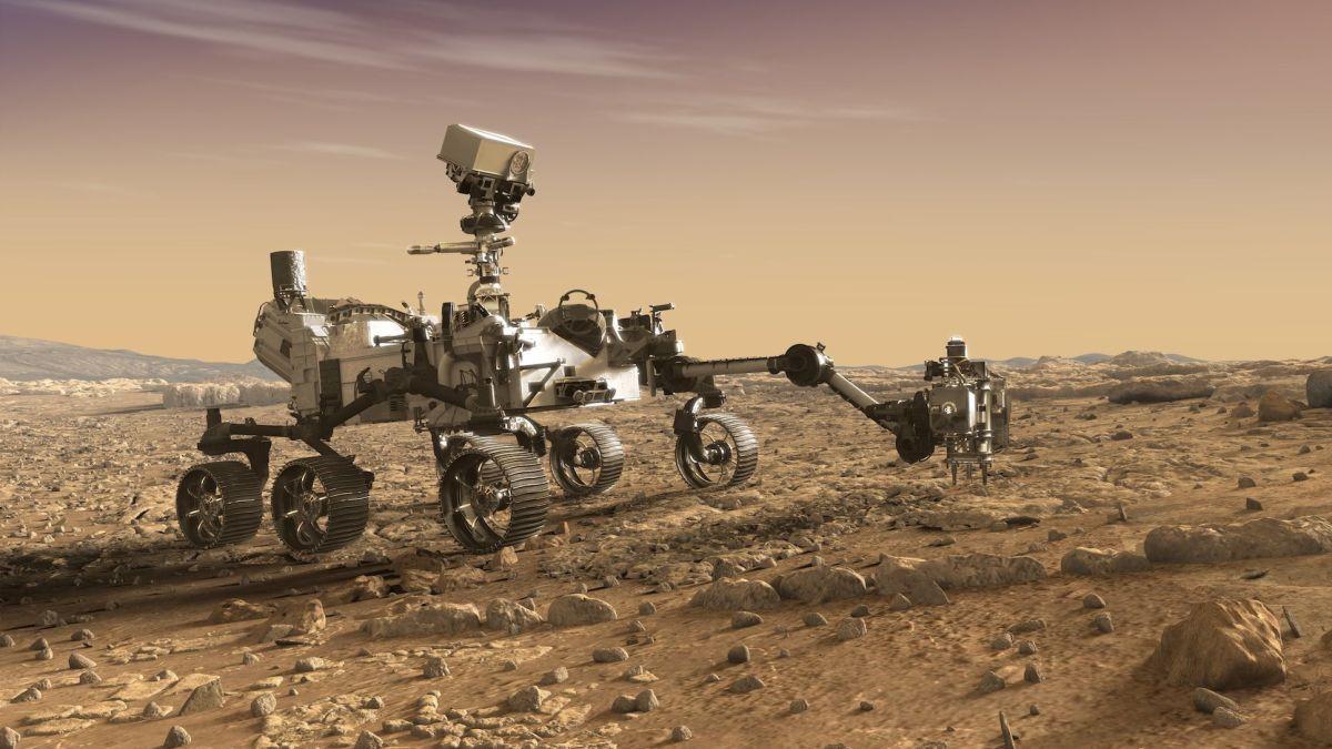 El rover Perserverance de la NASA aterriza con éxito en Marte