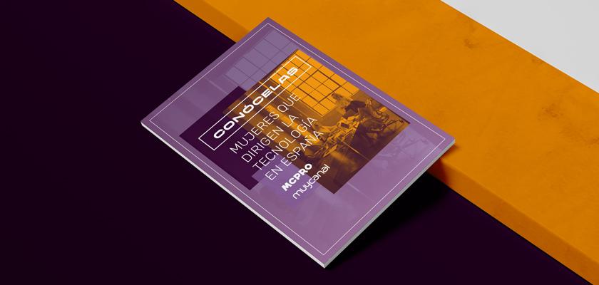 Cónocelas: 9 directivas TI que lideran la tecnología en España