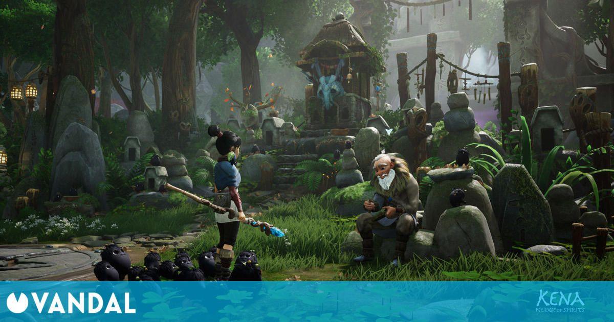 Kena: Bridge of the Spirits llega el 24 de agosto a PS5, PS4 y PC