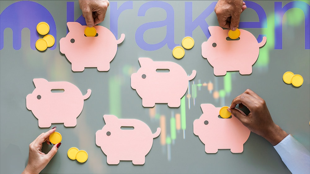 Exchange de bitcoin Kraken busca fondos para superar los USD 10.000 millones de valoración