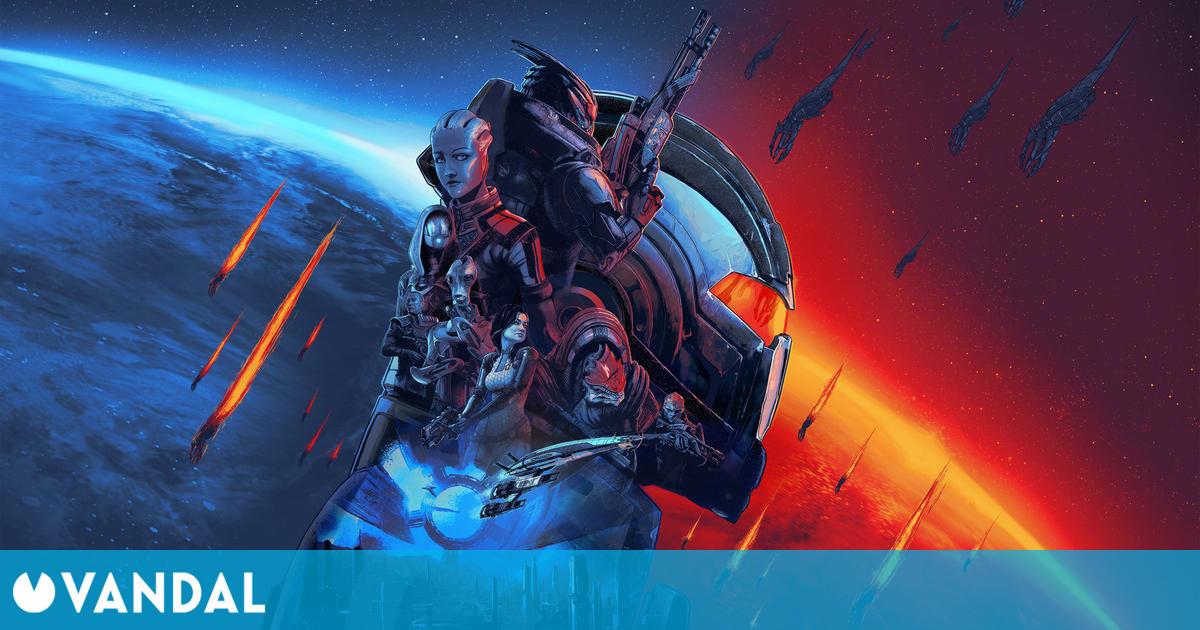 Mass Effect: BioWare desvela cuáles son las decisiones más populares entre los jugadores