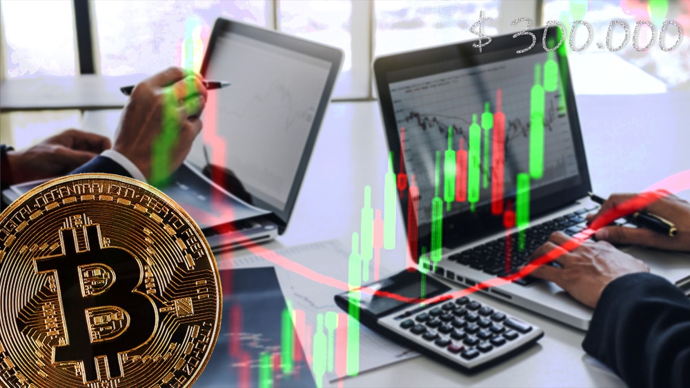 Messari predice que el precio de bitcoin terminará este año en USD 300.000