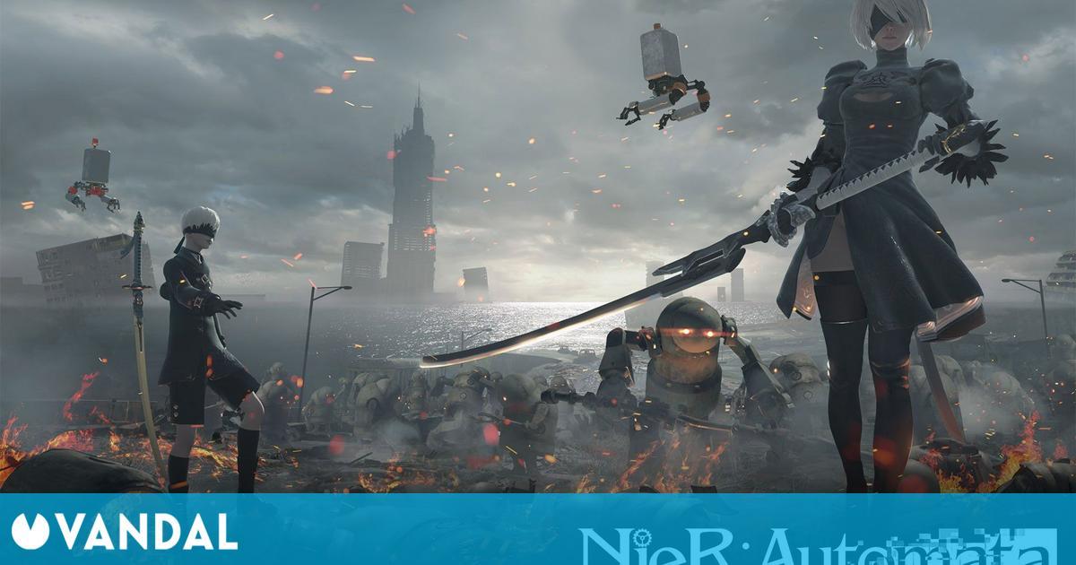 NieR: Automata supera los 5,5 millones de copias vendidas en todo el mundo