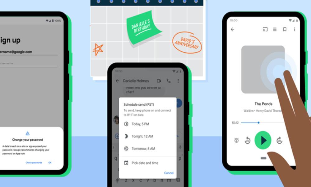 Google anuncia nuevas funciones para Android
