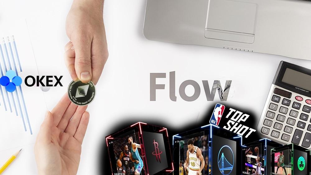 OKEx activa comercio con Flow, la criptomoneda detrás de NBA Top Shot