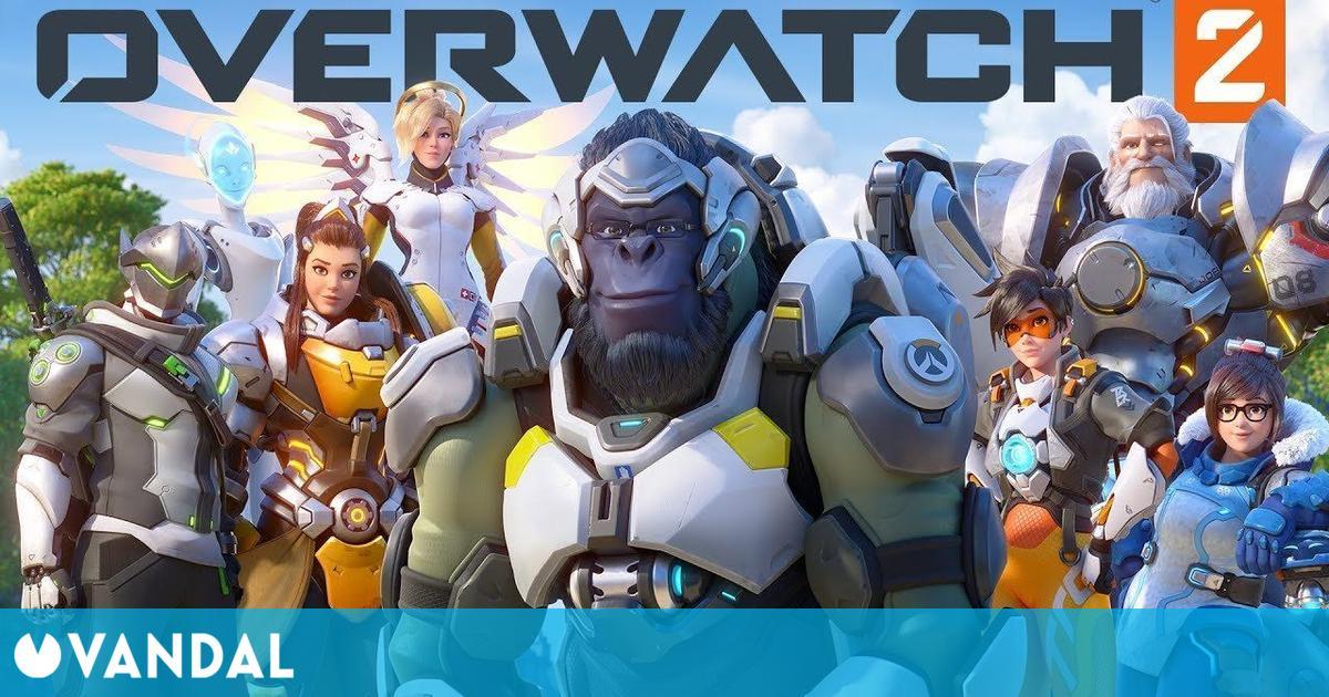 Overwatch 2: Blizzard nos habla sobre su desarrollo en un extenso vídeo de 40 minutos