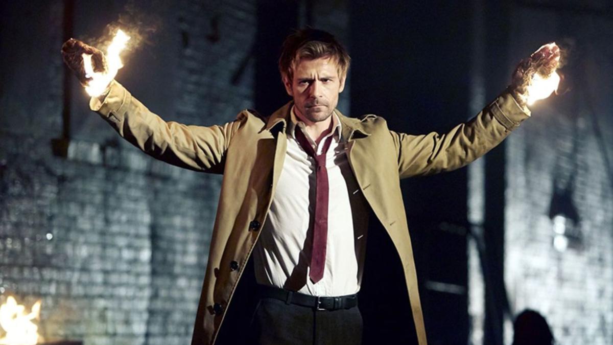 JJ Abrams trabaja en una nueva serie de Constantine para HBO Max