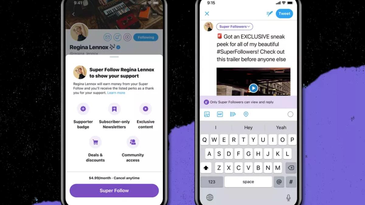 Twitter permitirá pagar suscripción por seguir cuentas favoritas