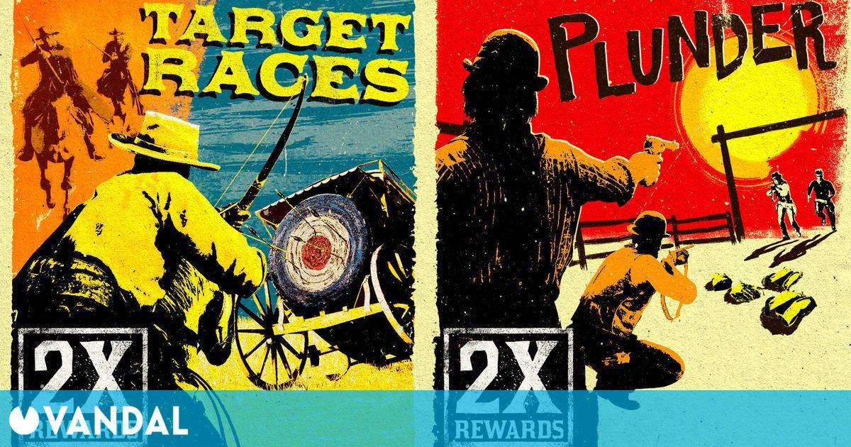 Red Dead Online: Bonificaciones de Licoristas, recompensas dobles y mucho más
