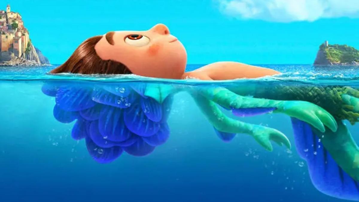 Tráiler de Luca, la nueva película de Pixar sobre monstruos marinos