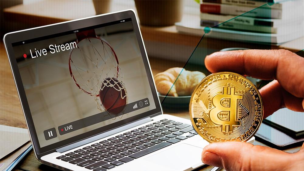 Plataforma de streaming lanza servicio de pago en bitcoin y dispara sus acciones un 95%