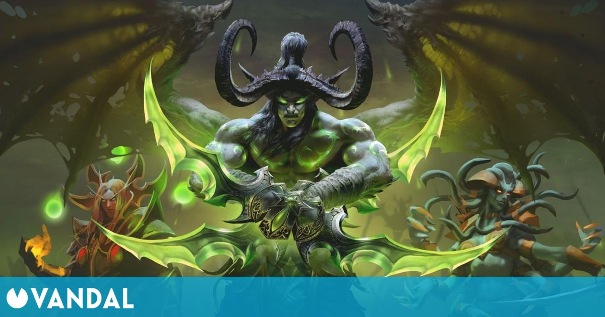 World of Warcraft Burning Crusade Classic llega el 1 de junio, según Battle.net