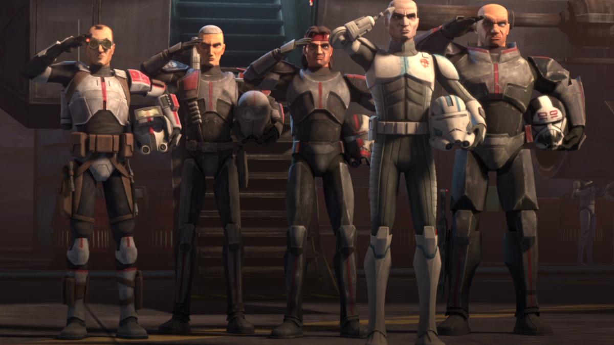 The Bad Batch, la nueva serie de Star Wars, llega en mayo