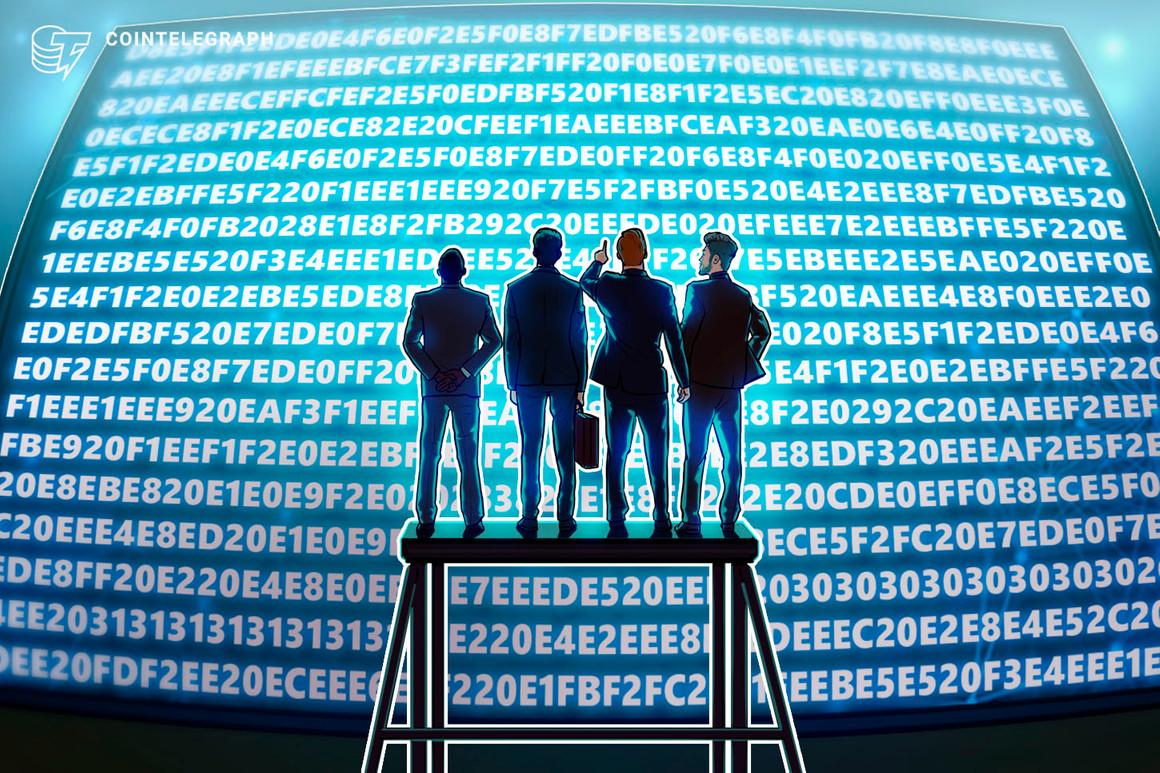Las organizaciones trabajan para adoptar la tecnología blockchain