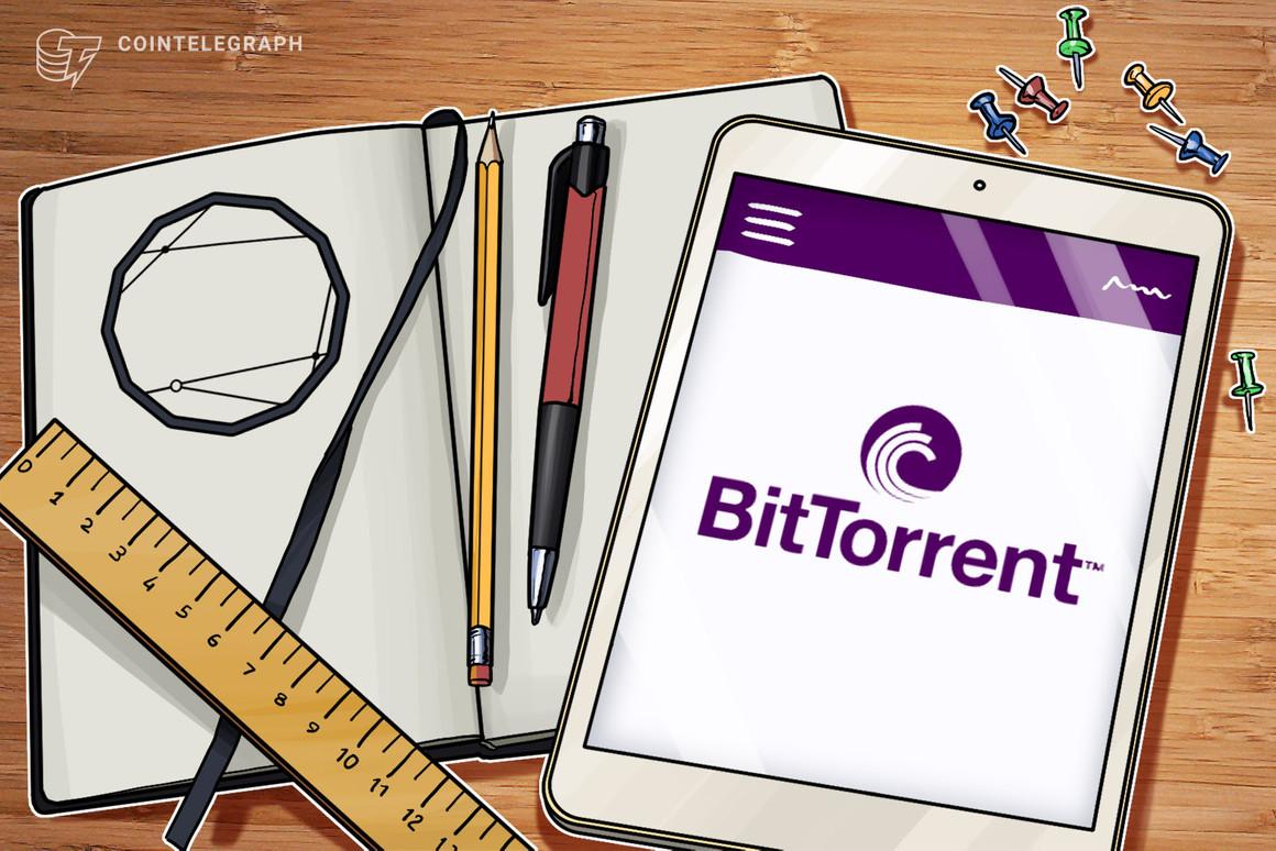 BitTorrent aumenta un 30% y alcanza un nuevo máximo histórico, logrando una capitalización de mercado de USD 5,000 millones