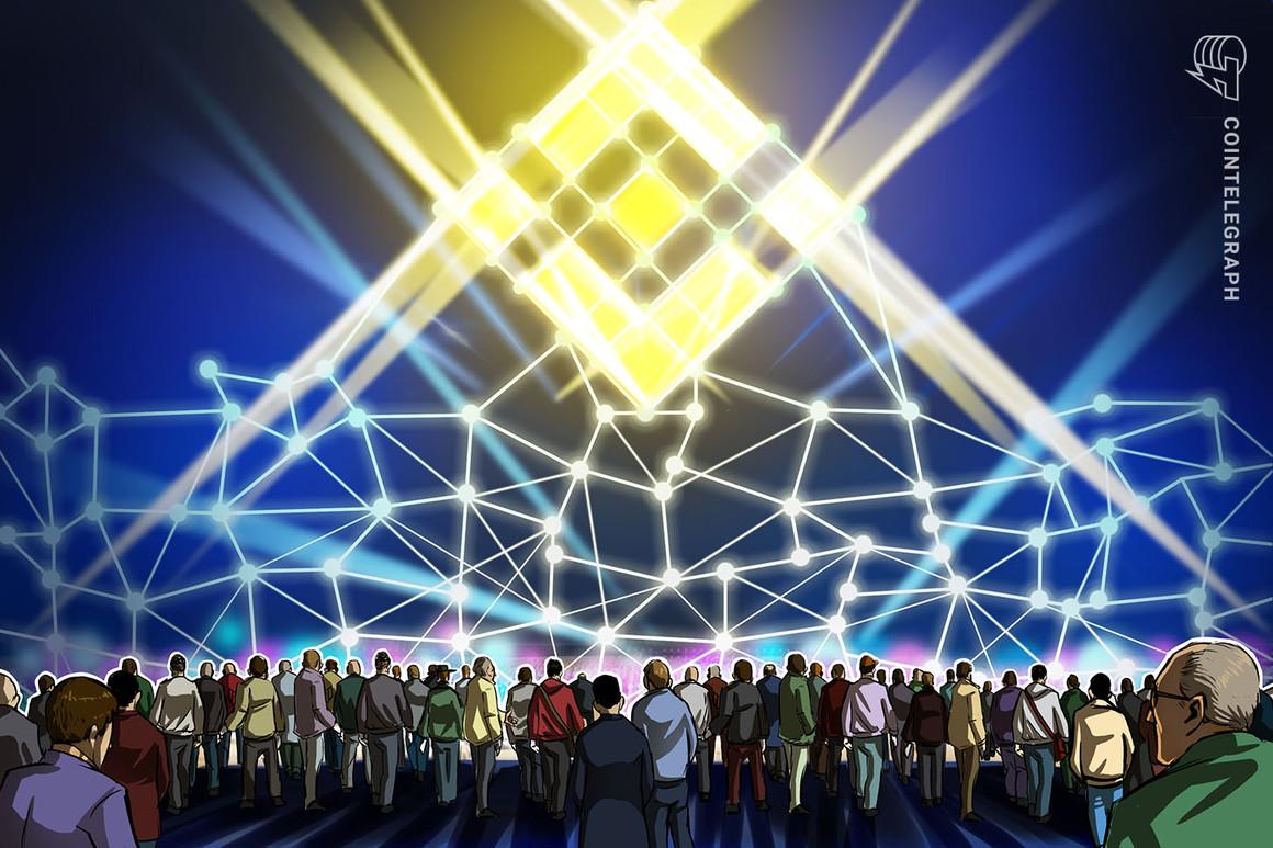 El exchange criptomonedas Binance lanza una aplicación de pagos en alfa