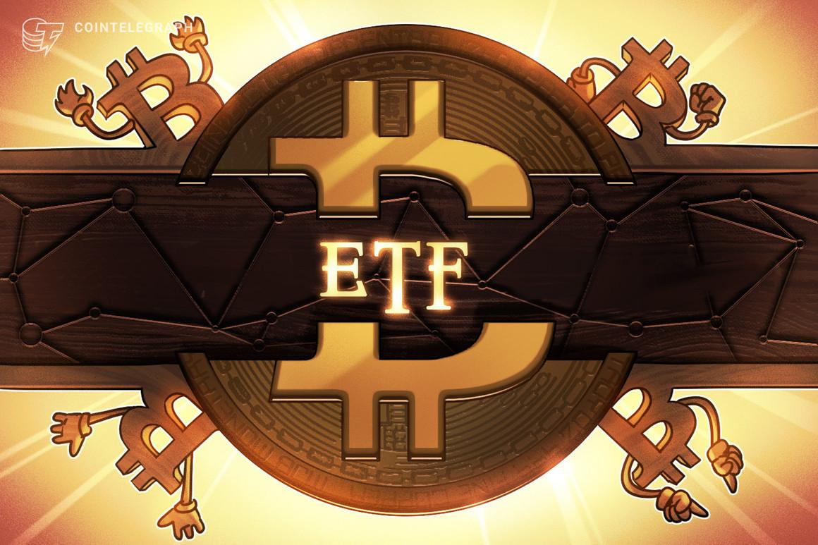 El gigante de la gestión de activos Fidelity solicita un ETF de Bitcoin
