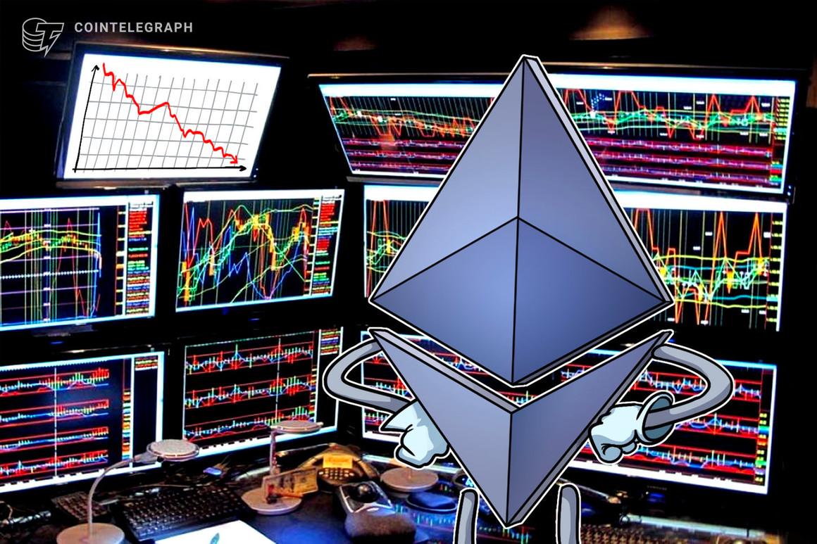 Las ballenas de Ethereum se niegan a vender sus monedas a la vez que los monederos más pequeños invierten en DeFi