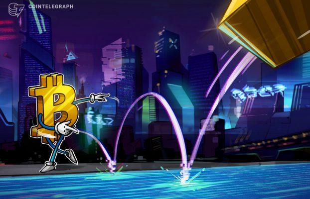 Bitcoin 'desplaza' al oro como reserva de valor