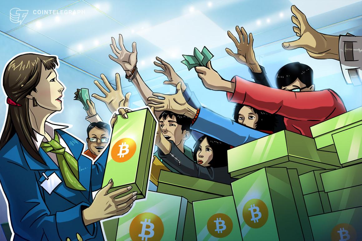 Encuesta sugiere que los estadounidenses podrían gastar hasta USD 40 mil millones de los fondos de estímulo en Bitcoin
