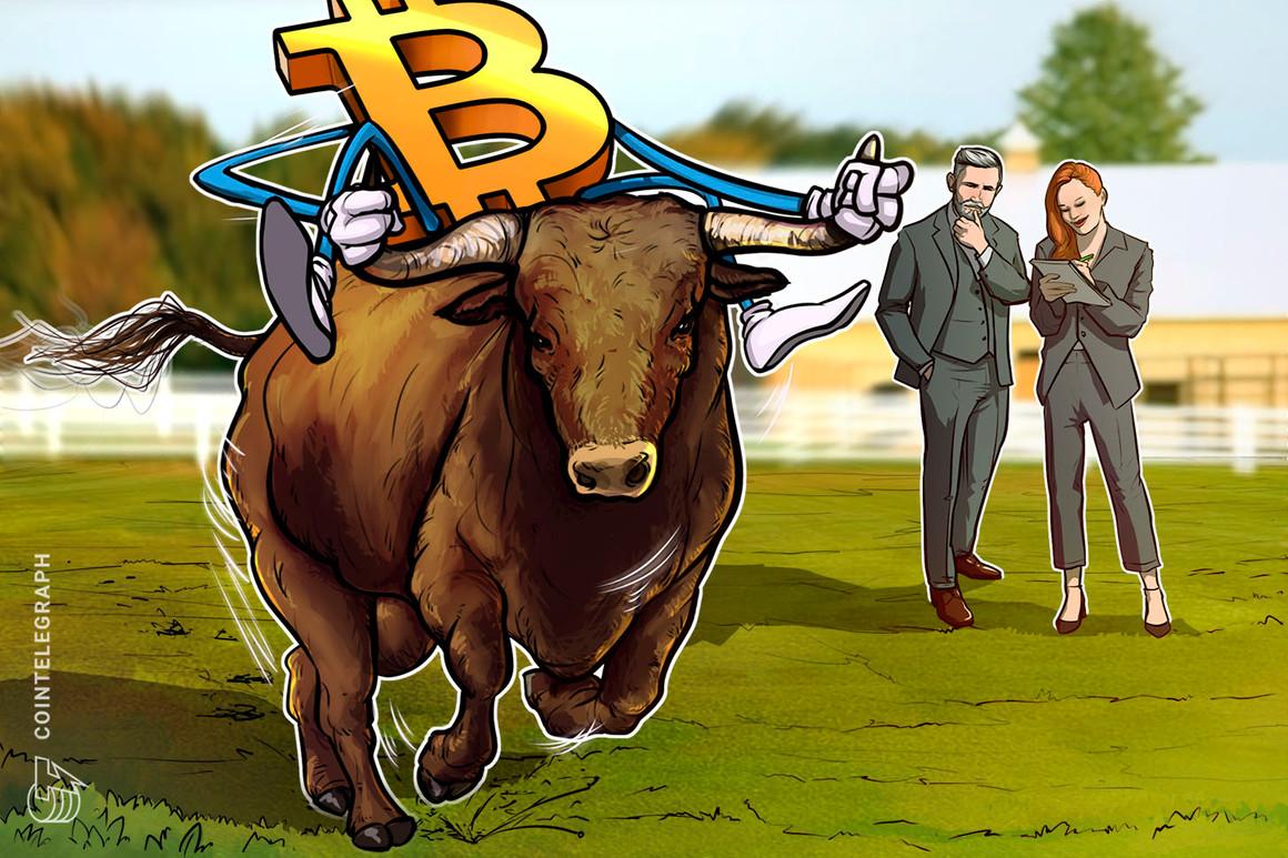 El repunte del precio de Bitcoin hasta los $61,800 muestra que los alcistas de BTC tienen el control total