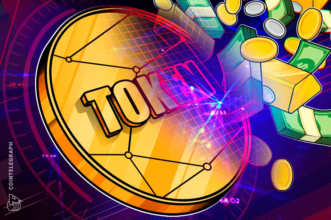 Los tokens de streaming suben mientras el precio de Bitcoin cae de nuevo al soporte de los 54,000 dólares