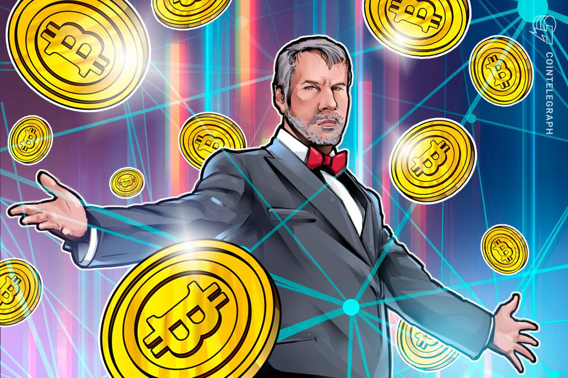 'La moneda que se utiliza en los mercados de valores se está hundiendo y las empresas deben defenderse con Bitcoin', afirma Michael Saylor
