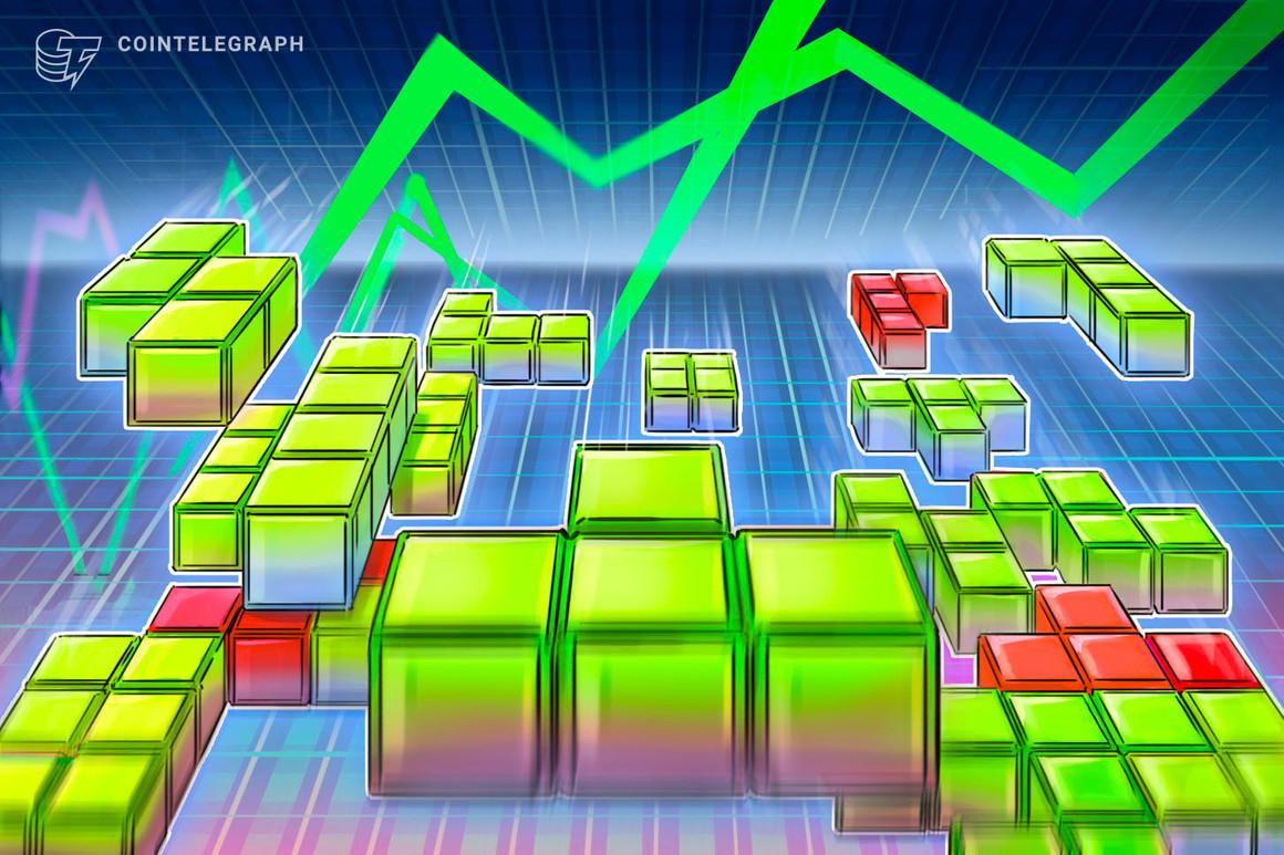 Theta y Aavegotchi (GHST) alcanzan nuevos máximos mientras el precio de Bitcoin persigue los $50,000