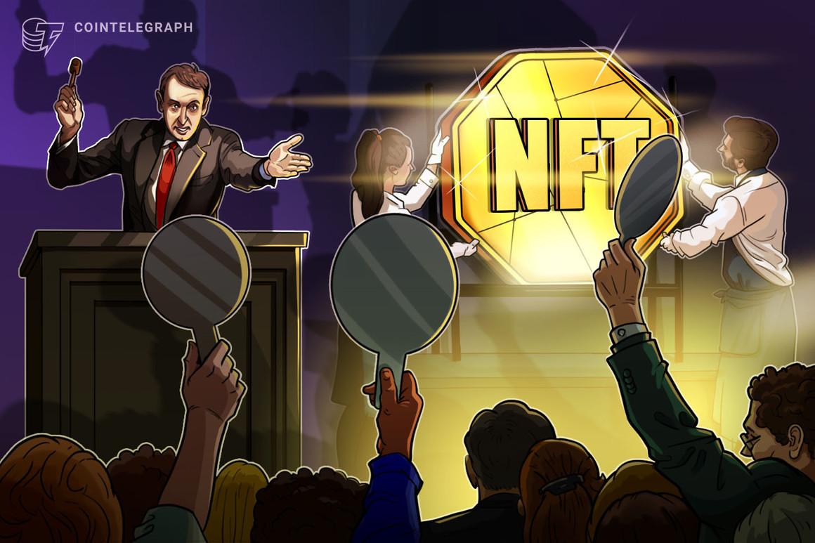 La casa de subastas Sotheby's entra al mundo de los NFT