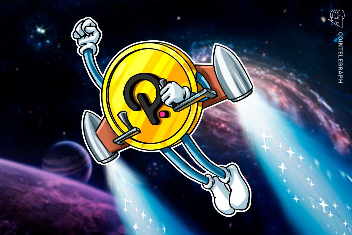 El mercado de futuros de Polkadot rebasa al de Litecoin luego de que su interés abierto alcanzara los USD 573 millones