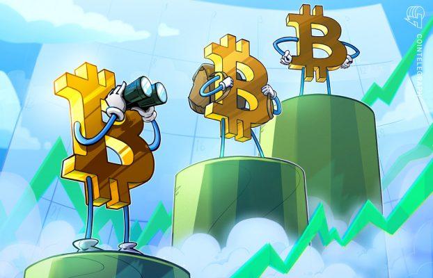El próximo precio máximo de Bitcoin podría estar entre USD 75,000 y USD 306,000, según indica una investigación de Kraken